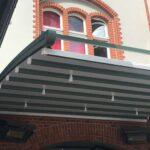 Faltmarkise als Terrassendach und Sonnenschutz