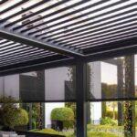 Lamellendächer mit ZipScreens
